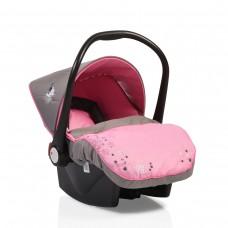 Moni Детско столче-кошничка за кола Tala розово