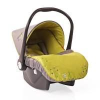 Moni Детско столче-кошничка за кола Tala зелено