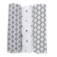 Motherhood Cotton Wraps Grey