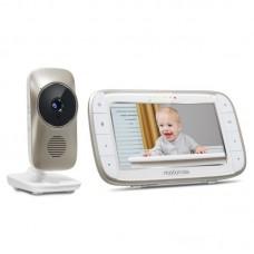 Motorola Бебефон MBP845 Connect с камера и Wi-Fi