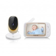 Motorola Comfort 60 Video Baby Monitor with Wi-Fi