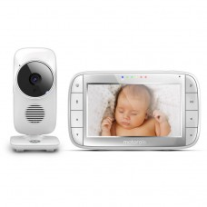Motorola MBP485 Video Baby Monitor