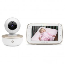 Motorola MBP855 Connect Wi-Fi Video Baby Monitor