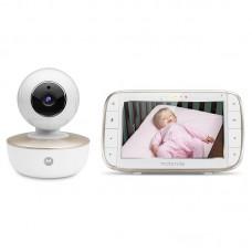 Motorola Видео Бебефон MBP855 Connect с камера и Wi-Fi