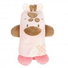 Nattou Мека играчка жирафче