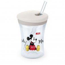 Nuk Straw Cup Evolution Action Cup, Mickey