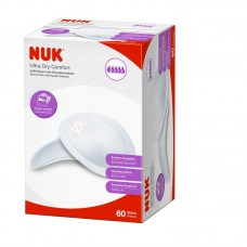 Nuk Ultra Dry Breast Pads (60 pack)