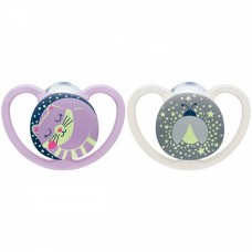 NUK Space Night Soother 6-18 m