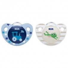 NUK Adore Soother 6-18 m 2 pcs