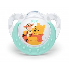 NUK Soother Disney 6-18 m with sterilizing box