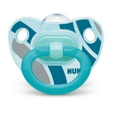 Nuk Happy Days Silicone Soother Size 2 6-18m