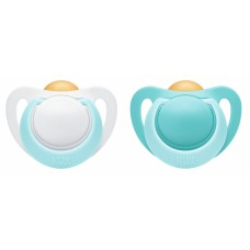 NUK Baby pacifier Genius 0-2 m 2 pc