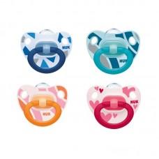 NUK  Baby pacifier 6-18 m 2 pcs