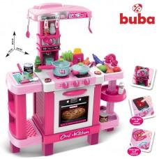 Buba Детска кухня със светлинни и звукови ефекти розова