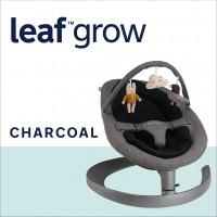 Nuna Leaf Grow Charcoal