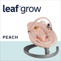 Nuna Leaf Grow Peach