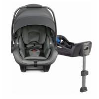 Nuna Стол за кола 0-13 кг Pipa Lite Fog с Isofix база