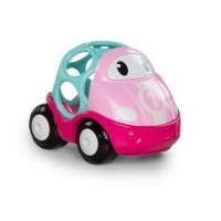Oball Go Grippers Vehicle Pink car