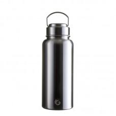 One Green Bottle Термо бутилка от неръждаема стомана 1000 мл, сребърна
