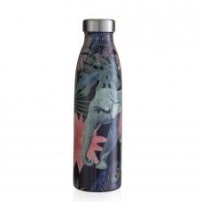 One Green Bottle Thermal Stainless Steel Bottle 500 ml Elephant