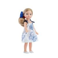 Paola Reina Doll Mini Amiga Valeria 21 cm