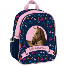 PASO Small Backpack Horse