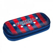 PASO School pencil case Football