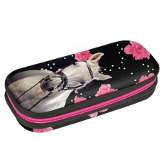 PASO School pencil case Horse