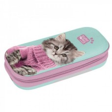 PASO School pencil case Studio Pets