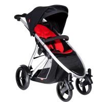 Phil&Teds Baby Stroller Verve Red