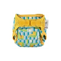 Close Parent Pop-in Single Printed Reusable Nappy Wrap