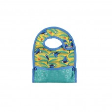 Close Parent Reversible Bib 6m+ Parrot
