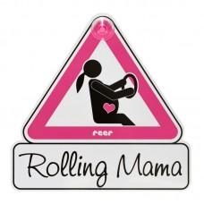 Reer MommyLine Car sign for pregnant women