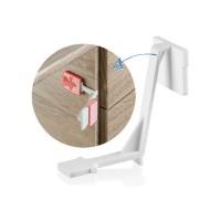 Reer Drawer and cabinet door lock