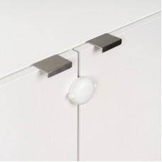 Reer Cabinet lock for double doors