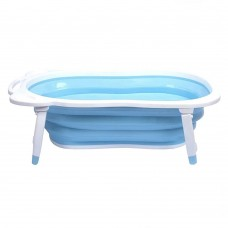 Sevi Baby Baby Folding Bathtub, blue
