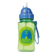 Skip * Hop Straw bottle Zoo Dino
