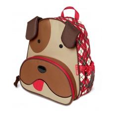 Skip * Hop Little kid backpack Zoo Bulldog
