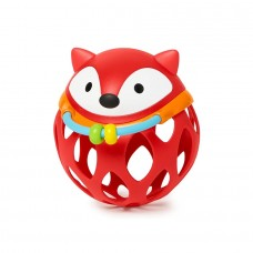 Skip * Hop Explore more roll around baby rattle, Fox
