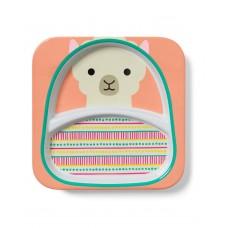 Plate Zoo - Skip * Hop, Lama