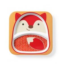 Plate Zoo - Skip * Hop, Fox