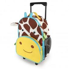 Skip Hop Zoo Little Kid Luggage, Giraffe