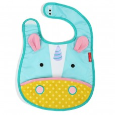 Skip * Hop Tuck - away bib Zoo, Unicorn
