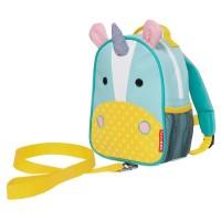Skip * Hop Zoo Safety Harness Backpack Unicorn