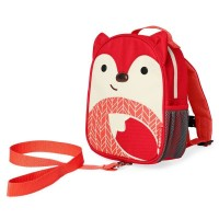 Skip * Hop Zoo Safety Harness Backpack Fox