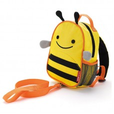 Skip * Hop Zoo Safety Harness Backpack Bee