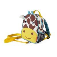 Skip * Hop Zoo Safety Harness Backpack Giraffe