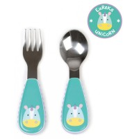 Skip * Hop Fork & Spoon Zoo