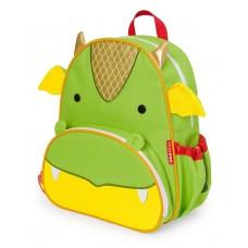 Skip * Hop Little kid backpack Zoo, Dragon