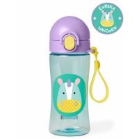 Skip * Hop Lock-Top Sport Bottle Unicorn